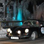 Sebastian Klackl / Gernot Kronberger – Porsche 356 B vor Eisfiguren in Rohrmoos